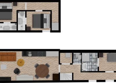 Floor plan Maxima Penthouse 01