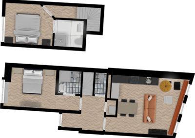 Floorplan Maxima Penthouse 03